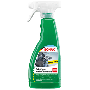 Sonax Cockpit Spray Matt effect Lemon-Fresh 500ml