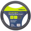 Sakura Steering Wheel Cover - Carnaby Black