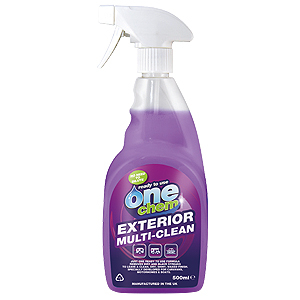 RTU Exterior Cleaner 500ml