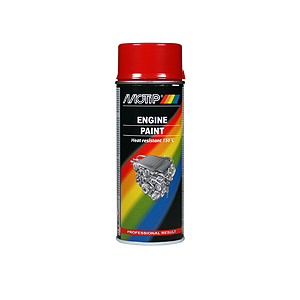 Engine Paint Volvo Red 400ml